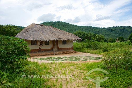 Cabana na Vila de Chamarel  - Distrito de Black River - Maurício