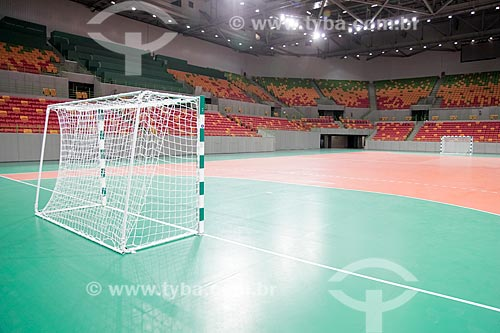 Interior da Arena do Futuro - parte do Parque Olímpico Rio 2016  - Rio de Janeiro - Rio de Janeiro (RJ) - Brasil