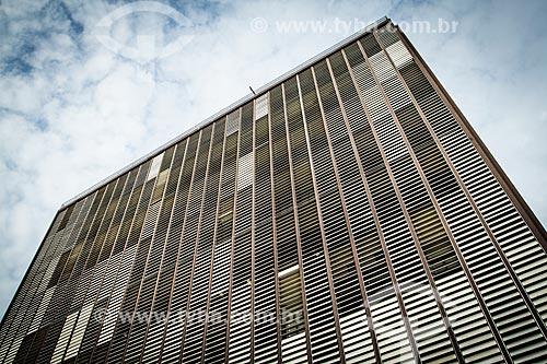 Prédio do Banco do Brasil em Florianópolis - Praça XV de Novembro  - Florianópolis - Santa Catarina (SC) - Brasil