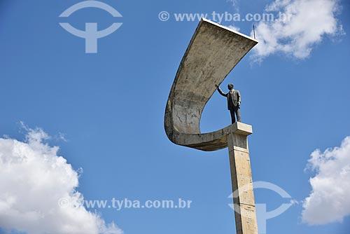 Memorial JK (1981)  - Brasília - Distrito Federal (DF) - Brasil