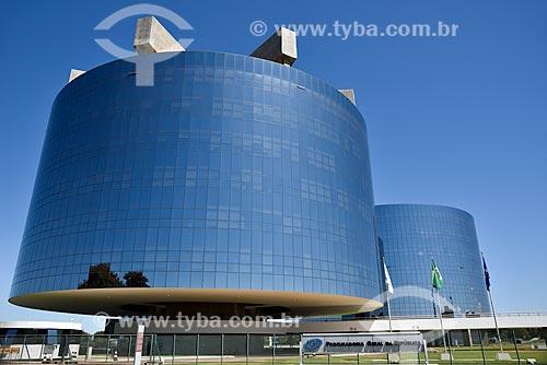 Prédio da Procuradoria Geral da República  - Brasília - Distrito Federal (DF) - Brasil