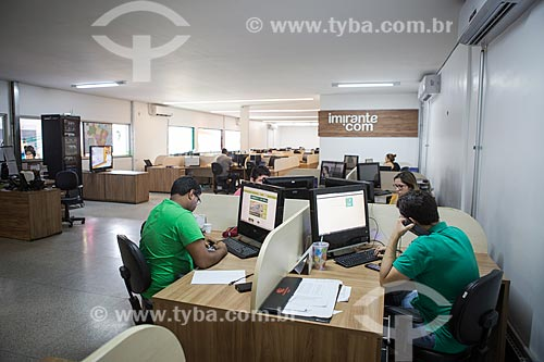 Redação do Portal Imirante.com e Jornal O Estado do Maranhão  - São Luís - Maranhão (MA) - Brasil