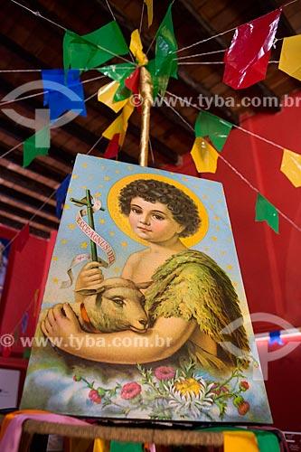 Detalhe da imagem de São João na Casa do Maranhão  - São Luís - Maranhão (MA) - Brasil