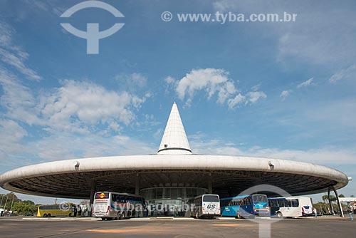 Terminal Rodoviário Interestadual Comendador José Brambilla  - Marília - São Paulo (SP) - Brasil