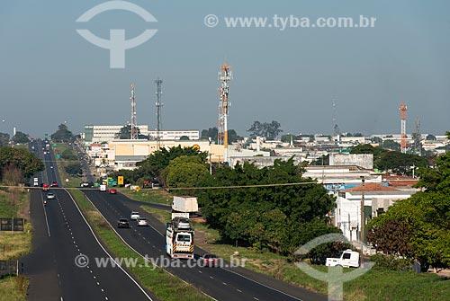 Distrito Industrial de Marília as margens da Rodovia Transbrasiliana - BR-153  - Marília - São Paulo (SP) - Brasil