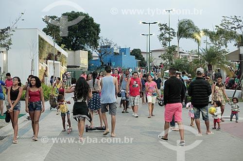 Pessoas no Parque Madureira  - Rio de Janeiro - Rio de Janeiro (RJ) - Brasil