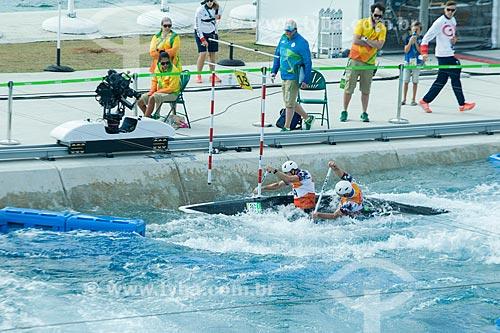 Competição de Canoagem Slalom nas Olimpíadas Rio 2016  - Rio de Janeiro - Rio de Janeiro (RJ) - Brasil