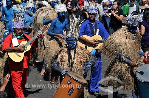 Apresentação do Grupo Folclórico Caiapó da cidade de São José do Rio Pardo - SP  - Olímpia - São Paulo (SP) - Brasil