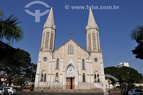 Igreja Matriz de São Pedro  - Tupã - São Paulo (SP) - Brasil