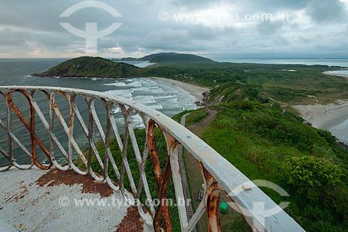 Farol das Conchas - Ilha do Mel  - Paranaguá - Paraná (PR) - Brasil