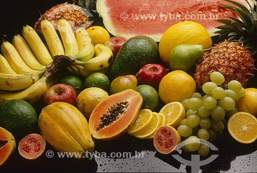 Frutas  - Porto Alegre - Rio Grande do Sul (RS) - Brasil