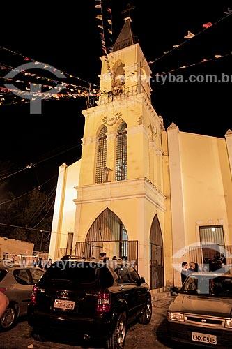 Igreja de Santo Antônio de Lisboa e Bom Jesus do Monte (1915)  - Rio de Janeiro - Rio de Janeiro (RJ) - Brasil