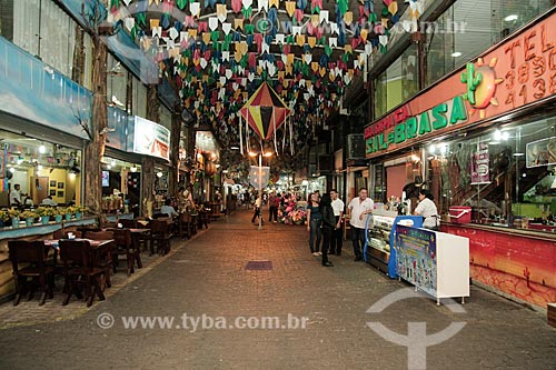 Restaurantes no Centro Luiz Gonzaga de Tradições Nordestinas  - Rio de Janeiro - Rio de Janeiro (RJ) - Brasil