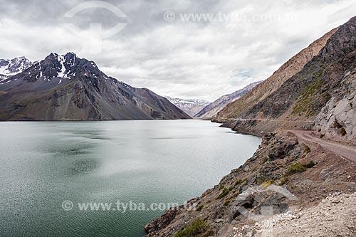 Montanhas no Cajón del Maipo (Vale do Maipo)  - Província de Cordillera - Chile
