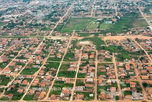 Foto aérea da cidade de Ourilândia do Norte  - Ourilândia do Norte - Pará (PA) - Brasil