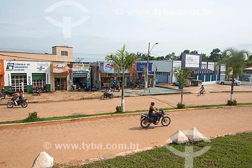 Lojas na Avenida Rio Xingu  - São Félix do Xingu - Pará (PA) - Brasil