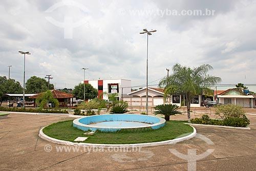 Praça das Crianças na cidade de Ourilândia do Norte  - Ourilândia do Norte - Pará (PA) - Brasil