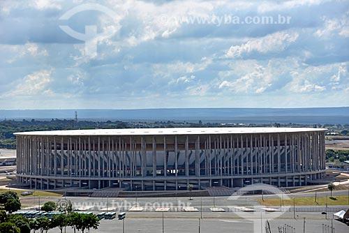 Estádio Nacional de Brasília Mané Garrincha (1974)  - Brasília - Distrito Federal (DF) - Brasil