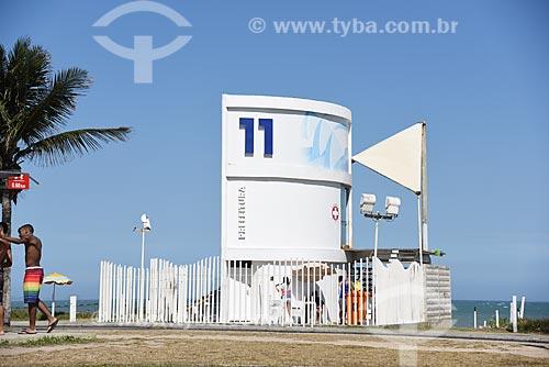 Posto 11 na Praia do Leblon  - Rio de Janeiro - Rio de Janeiro (RJ) - Brasil