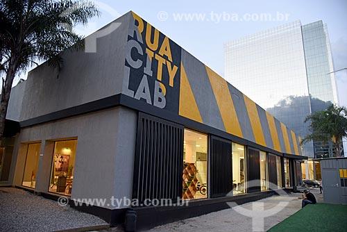 Fachada do Rua City Lab  - Rio de Janeiro - Rio de Janeiro (RJ) - Brasil