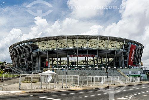 Complexo Esportivo Cultural Octávio Mangabeira - também conhecido como Arena Fonte Nova  - Salvador - Bahia (BA) - Brasil
