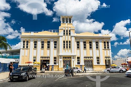 Fachada do Terminal Turístico Náutico da Bahia  - Salvador - Bahia (BA) - Brasil