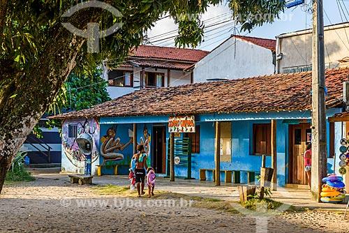 Centro Cultural na Vila de Barra Grande  - Maraú - Bahia (BA) - Brasil
