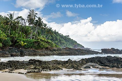 Orla da Praia da Camboinha  - Itacaré - Bahia (BA) - Brasil