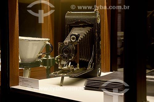 Câmera Kodak (1914) - Exposição Alberto Sampaio - Centro Cultural Correios  - Rio de Janeiro - Rio de Janeiro (RJ) - Brasil