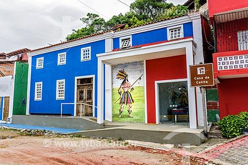 Fachada da Casa da Catita  - Itacaré - Bahia (BA) - Brasil
