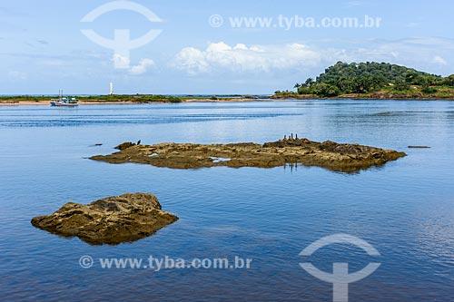 Orla do Rio de Contas  - Itacaré - Bahia (BA) - Brasil