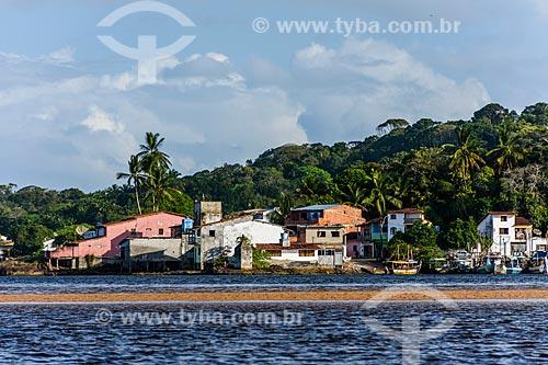 Casa às margens do Rio de Contas  - Itacaré - Bahia (BA) - Brasil