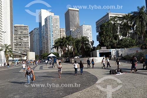 Largo da Carioca  - Rio de Janeiro - Rio de Janeiro (RJ) - Brasil