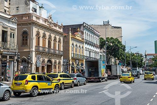 Casarios da Rua do Catete  - Rio de Janeiro - Rio de Janeiro (RJ) - Brasil