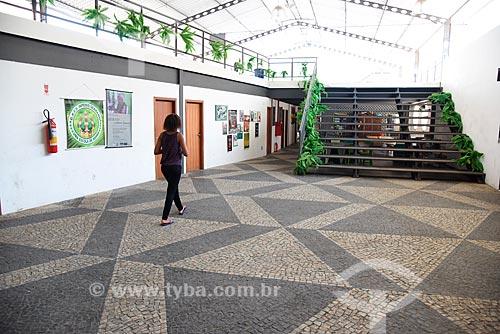 Interior da sede do Grupo Cultural Jongo da Serrinha  - Rio de Janeiro - Rio de Janeiro (RJ) - Brasil