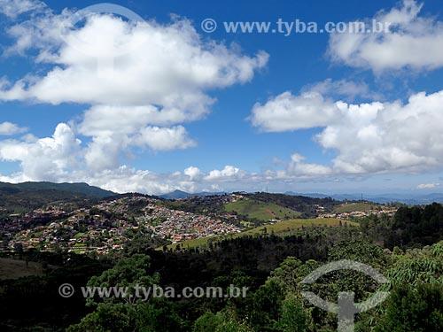 Vista Geral de Campos do Jordao  - Campos do Jordão - São Paulo (SP) - Brasil