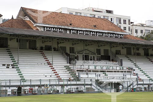 Estádio Manoel Schwartz - mais conhecido como Estádio das Laranjeiras - sede do Fluminense Football Club  - Rio de Janeiro - Rio de Janeiro (RJ) - Brasil