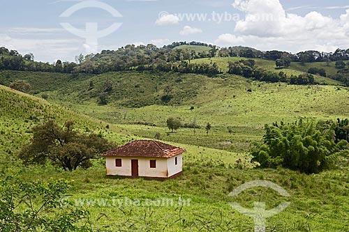 Casa de campo na zona rural da cidade de Carmo de Minas  - Carmo de Minas - Minas Gerais (MG) - Brasil