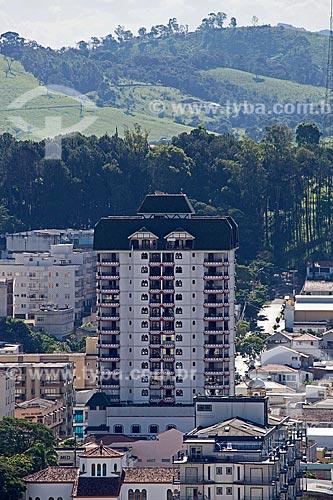 Vista geral do Edifício Bavaria  - São Lourenço - Minas Gerais (MG) - Brasil