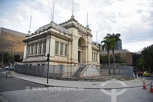 Fachada da antiga sede do Museu da Imagem e do Som do Rio de Janeiro (MIS)  - Rio de Janeiro - Rio de Janeiro (RJ) - Brasil