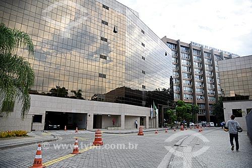 Fachada da sede do Tribunal de Justiça do Rio de Janeiro  - Rio de Janeiro - Rio de Janeiro (RJ) - Brasil