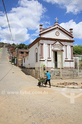 Capela de Nossa Senhora da Conceição  - São Vicente Ferrer - Pernambuco (PE) - Brasil