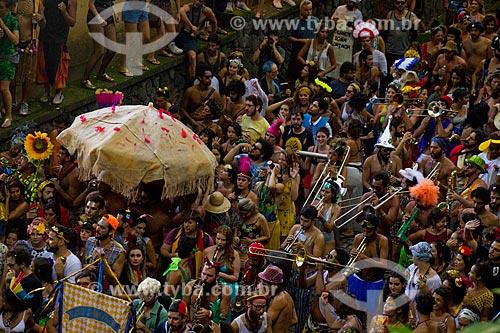 Desfile do Bloco Desce mas não sobe  - Rio de Janeiro - Rio de Janeiro (RJ) - Brasil