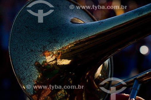Ensaio do bloco de carnaval Orquestra Voadora  - Rio de Janeiro - Rio de Janeiro (RJ) - Brasil
