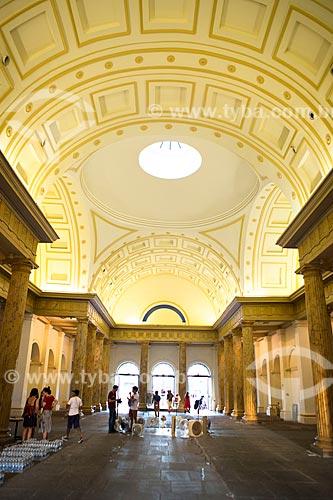Interior da Casa França-Brasil (1820)  - Rio de Janeiro - Rio de Janeiro (RJ) - Brasil