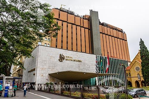 Hospital Santa Catarina  - São Paulo - São Paulo (SP) - Brasil