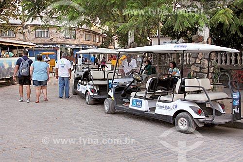 Passeio de charrete elétrica na Ilha de Paquetá  - Rio de Janeiro - Rio de Janeiro (RJ) - Brasil