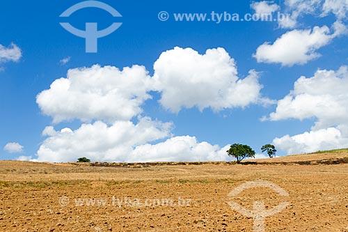Vista geral da zona rural da cidade de Guarani  - Guarani - Minas Gerais (MG) - Brasil