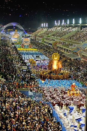 Desfile do Grêmio Recreativo Escola de Samba Portela - Enredo 2017 - Quem nunca sentiu o corpo arrepiar ao ver esse rio passar?  - Rio de Janeiro - Rio de Janeiro (RJ) - Brasil