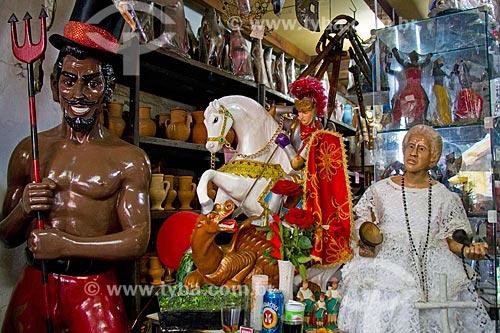 Imagens religiosas - Dia de São Jorge  - Rio de Janeiro - Rio de Janeiro (RJ) - Brasil
